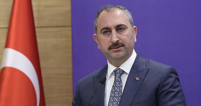 Adalet Bakanı Gül: Daha fazla bağıran değil haklı olan kazanacak