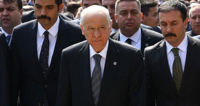 MHP lideri Türkiye turuna çıkıyor!