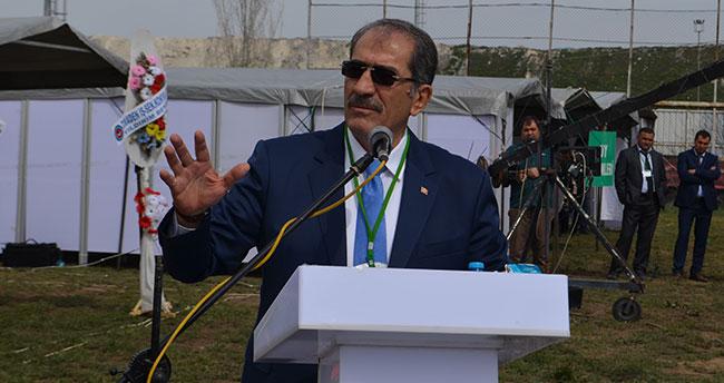 Akşehir-Ilgın Pancar Ekicileri Kooperatifinin genel kurulu
