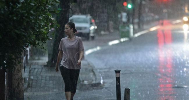 Meteoroloji sağanak yağışlara karşı uyardı!