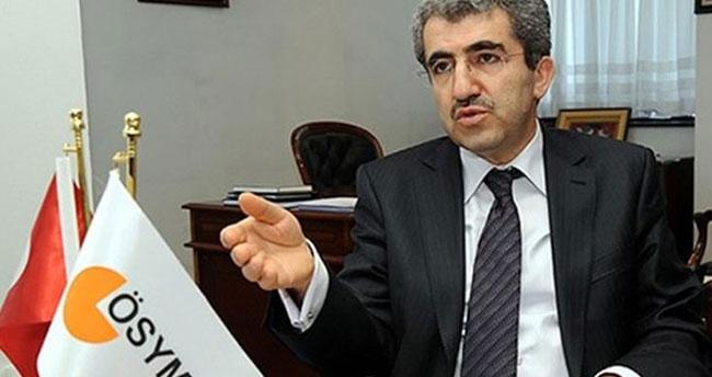 ÖSYM eski başkanı Ali Demir gözaltına alındı