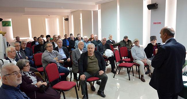 Konya'da, Çerkez dil çalıştayı düzenlendi