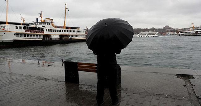 Meteorolojiden Türkiye genelinde yağış uyarısı