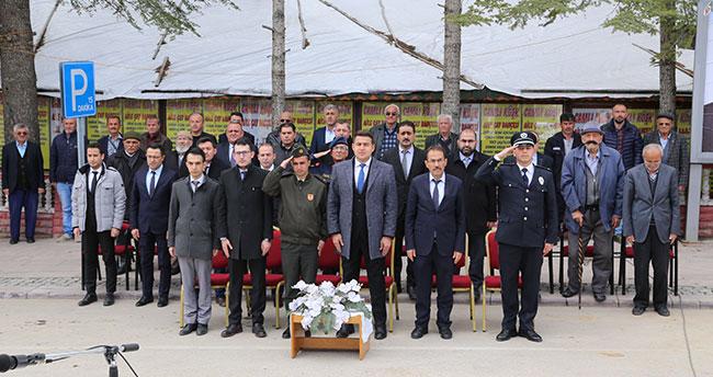 Hadim'de Polis Haftası kutlandı