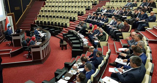 Karatay Belediyesi'nde yeni dönemin ilk meclis toplantısı yapıldı