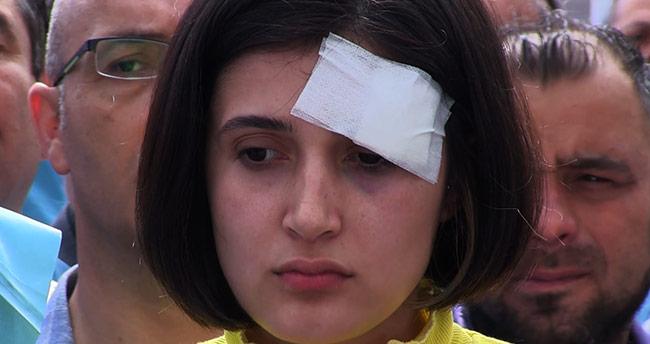 Konya'da hemşireyi darp eden şahıs tutuklandı