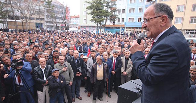 Beyşehir'de 'Adil Bayındır dönemi' başladı