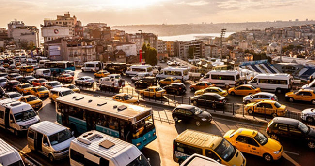 """Gürültü kirliliği nedenleri arasında """"trafik"""" ilk sırada"""