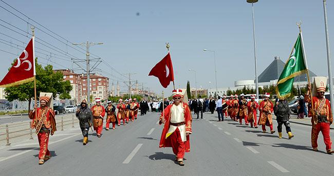 Hz. Mevlana ve ailesinin Konya'ya gelişinin 791. yıldönümü