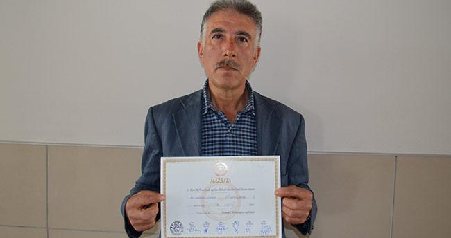 Konya'da oyların eşit çıktığı sandıkta muhtar kurayla belirlendi