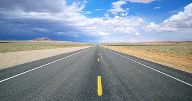 Konya'da bu yola dikkat! Kara Yollarında Durum