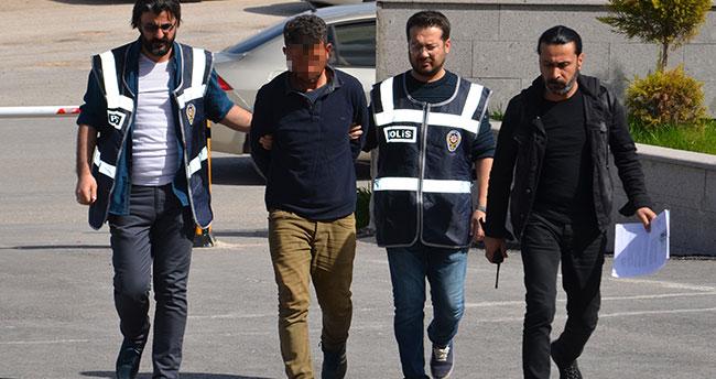 Karaman'da kadınları taciz ettiği iddia edilen kişi tutuklandı