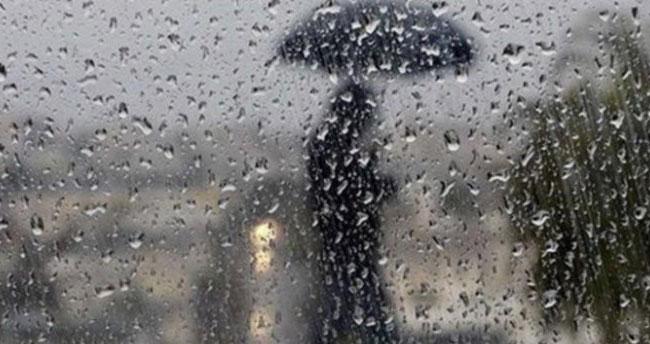 Dikkat! Konya'da sıcaklık 5 derece düşecek, yağış bekleniyor!
