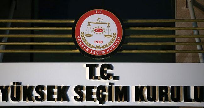 AK Parti İstanbul için olağanüstü itirazı YSK'ya sundu