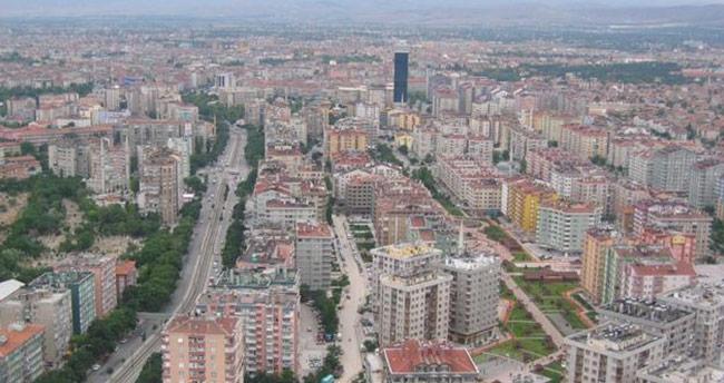 Konya'da konut satışı arttı!