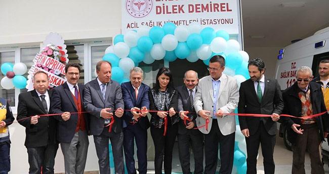 Başkan Oprukçu'dan Acil Müdahale Merkezi müjdesi