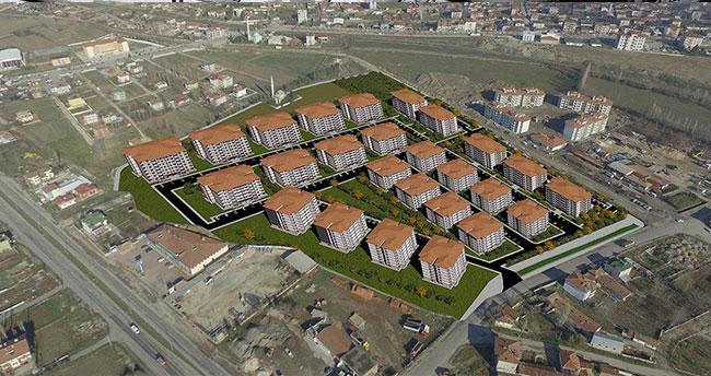 TOKİ'nin Konya'ya yapacağı 1057 konutun ihalesi yarın!