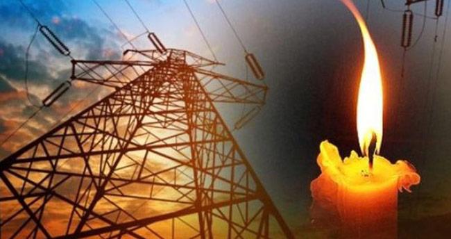 Konya'da elektrik kesintisi! Bu bölgede oturanlar dikkat!
