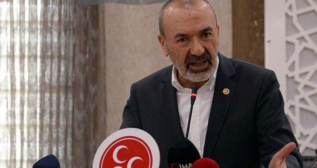 """MHP'li Yıldırım: """"CHP'nin asıl hedefi tek adam rejimini devirmek, buna müsaade etmememiz lazım"""""""