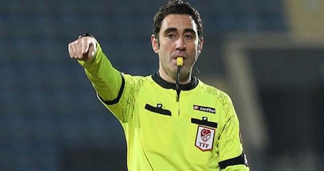 Konyaspor- Ankaragücü maçının hakemi Koray Gençerler