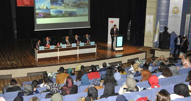 Türk-İslam Dünyası Kültür ve Turizm Paneli Konya'da gerçekleştirildi