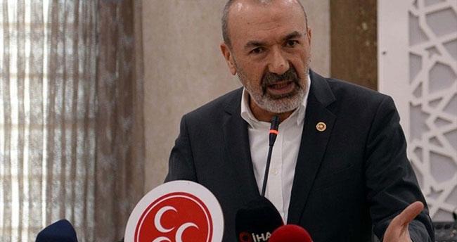 """""""CHP demokrasi getirecek, engel olalım"""" diyen MHP'li Yaşar Yıldırım: Sözlerim çarpıtılıyor!"""
