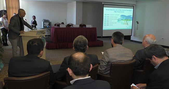 Konya'nın sağlık turizmi farkındalık toplantısı Beyşehir'de yapıldı
