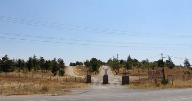 Seydişehir'de Millet Bahçesi için ilk adım atıldı