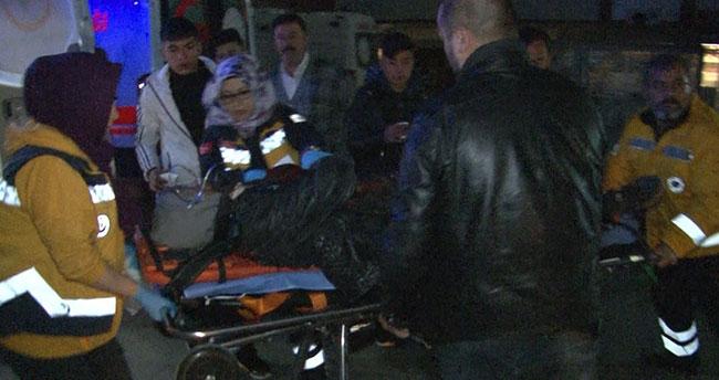 Konya'da boğazından ve vücudundan bıçaklanan genç ağır yaralandı