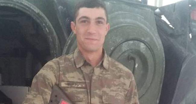 Konya'da izne gelen askeri elektrik çarptı