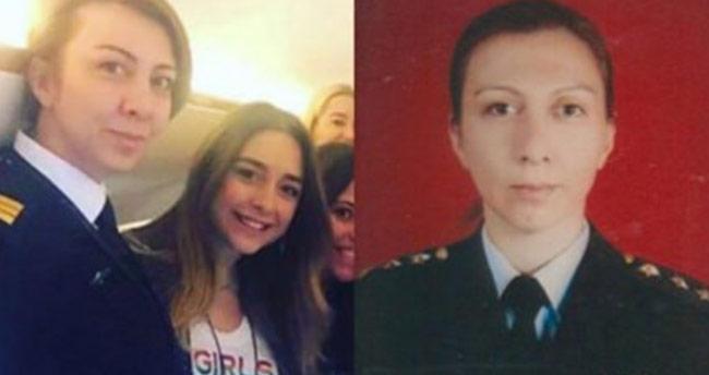 FETÖ mağduru Konyalı pilot Melike Kuvvet hukuk mücadelesini kazandı