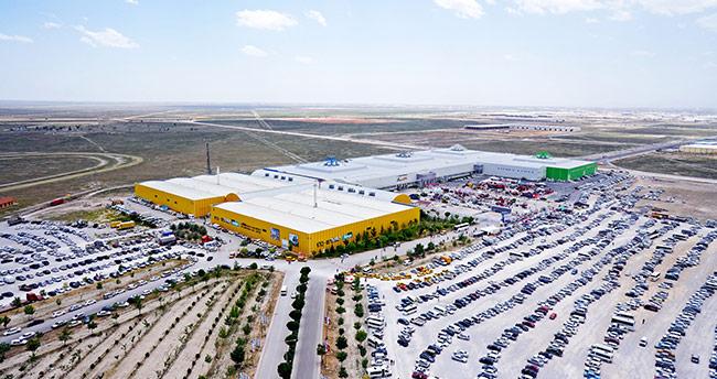Konya'da 4 fuar birden açılacak