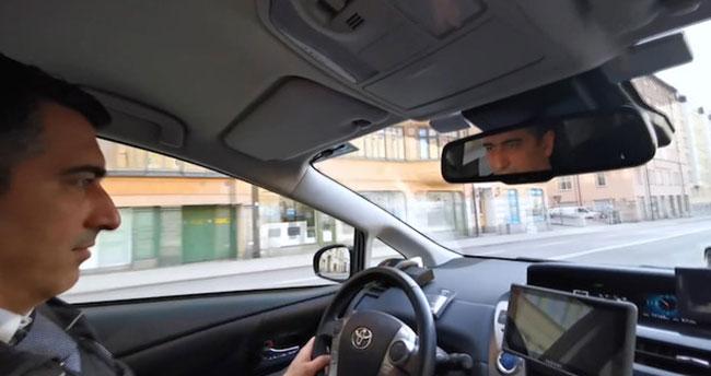 İsveç'te Konyalı taksi şoförü kahraman ilan edildi