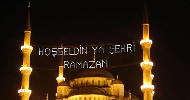 2019 Ramazan ne zaman başlıyor? Konya'da ilk teravih saati? Konya imsak vakitleri
