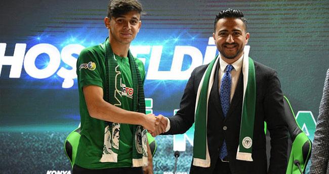 Konyaspor, Ali Karakaya ile sözleşme imzaladı