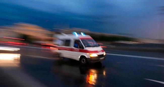 Konya'da tırın çarptığı otomobildeki çocuk öldü