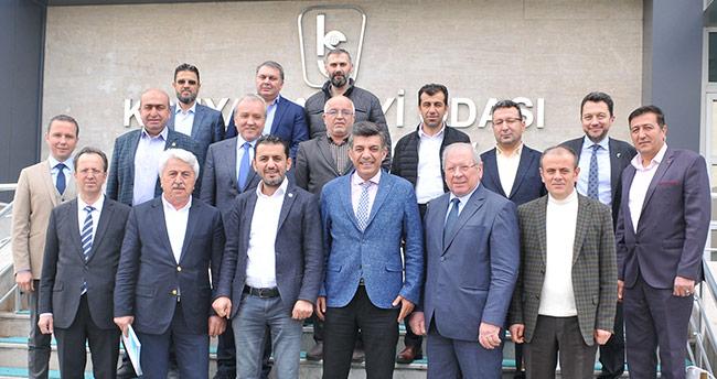 Konya ve Kocaeli'den otomotivde işbirliği