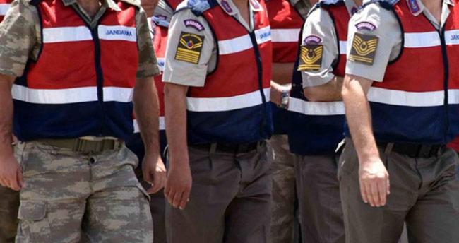 """Jandarma'dan 16 bin personelle """"Türkiye Duman"""" uygulaması"""