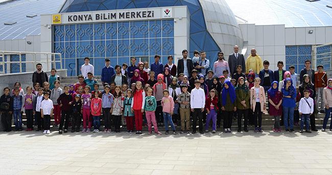 Meram Belediyesi'nden çocuklar için yeni proje