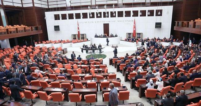 Sandalye dağılımı değişen mecliste milletvekili sayısı düştü