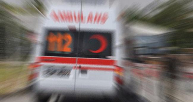Mermer ocağında meydana gelen patlama sonucu 2 işçi hayatını kaybetti
