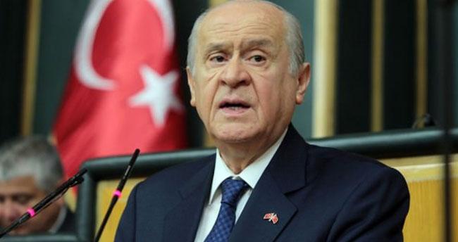 MHP lideri Bahçeli'den son dakika İstanbul açıklaması: Mitili atacağım