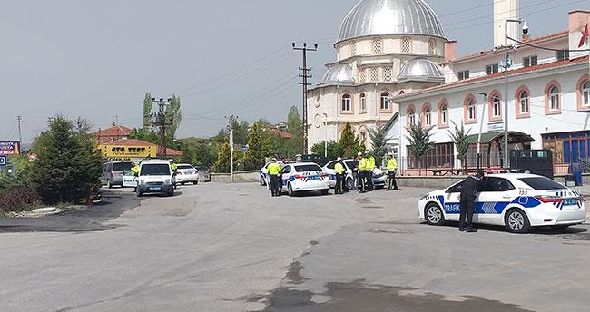Ankara'da polis uygulama noktasında feci olay
