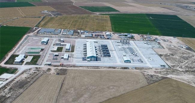 Tuz Gölü'ndeki doğalgaz yeraltı depolama tesisinde kapasite artıyor