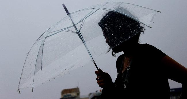 Meteoroloji'den gök gürültülü sağanak yağış uyarısı