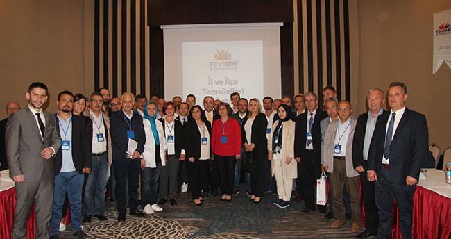 Yurt sektörünün sorunları Konya'da konuşuldu