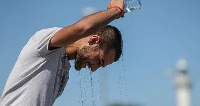 Konya'da sıcaklık artıyor! 31 derece…