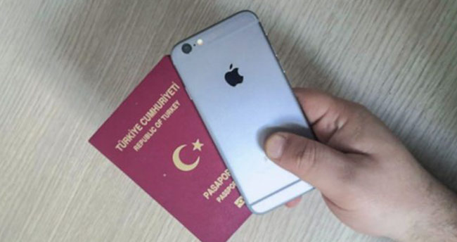 Başkasının pasaportuna telefon kaydettirme devri kapandı