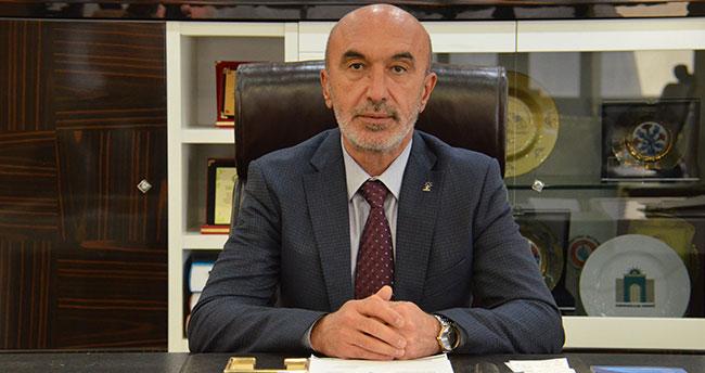 """AK Parti İl Başkanı Hasan Angı: """"19 Mayıs iftihar kaynağıdır"""""""