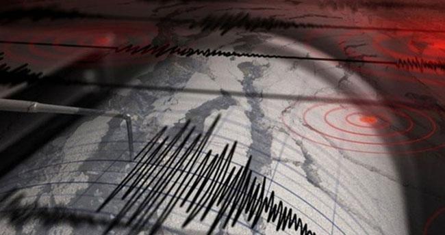 Bodrum'da 4 şiddetinde korkutan deprem!